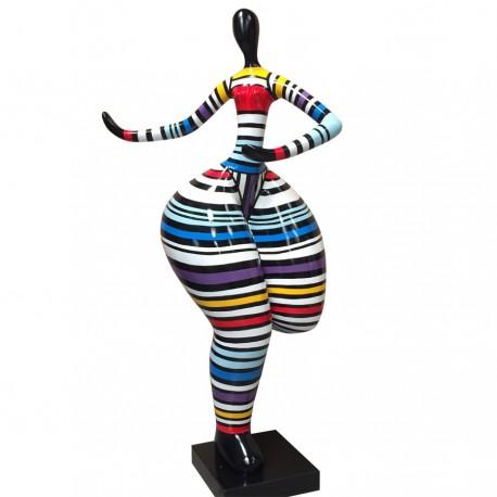 Sculpture femme « SONIA » H.140cm