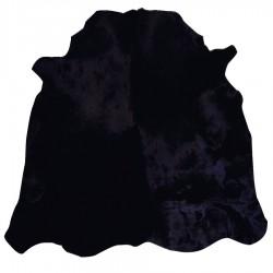 """Peau """"TAUREAU"""" noir 4m²"""