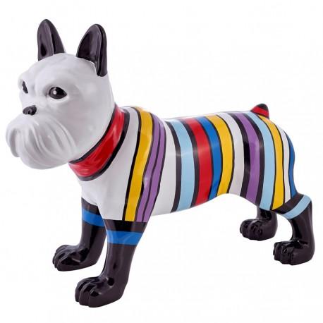 "Sculpture chien ""ANTOINE"" H.80 cm"