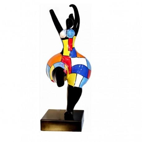 """Sculpture femme """"JADE"""" H.55 cm"""