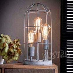 "Lampe de table ""CAGE"""