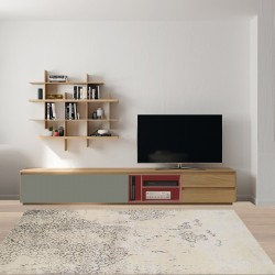 Composition TV modulable « SOLENE 2 »