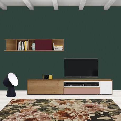 Composition TV modulable « SOLENE 3 »