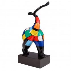 "Sculpture femme ""MOLLY"" H.61 cm"