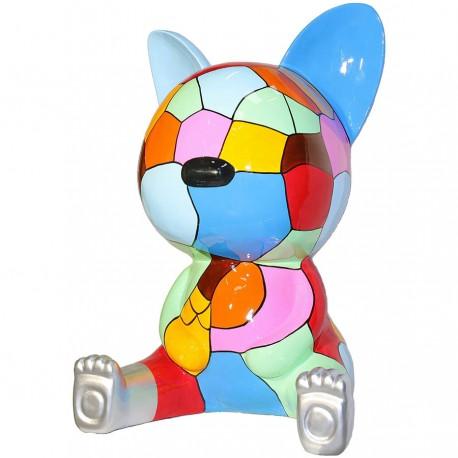 Sculpture chat GATSBY H.100 cm