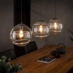 Suspension 3 lampes' TACOMA'