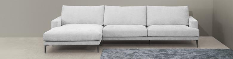 Canapés d'angle MiLOME