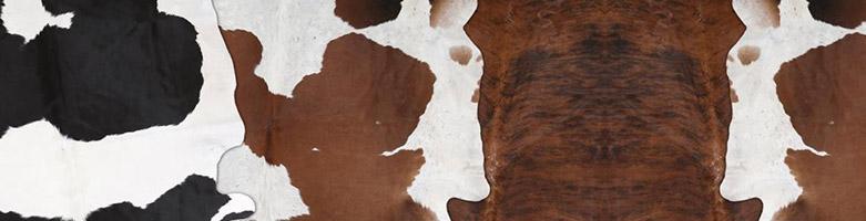 Tapis cuir peaux MiLOME