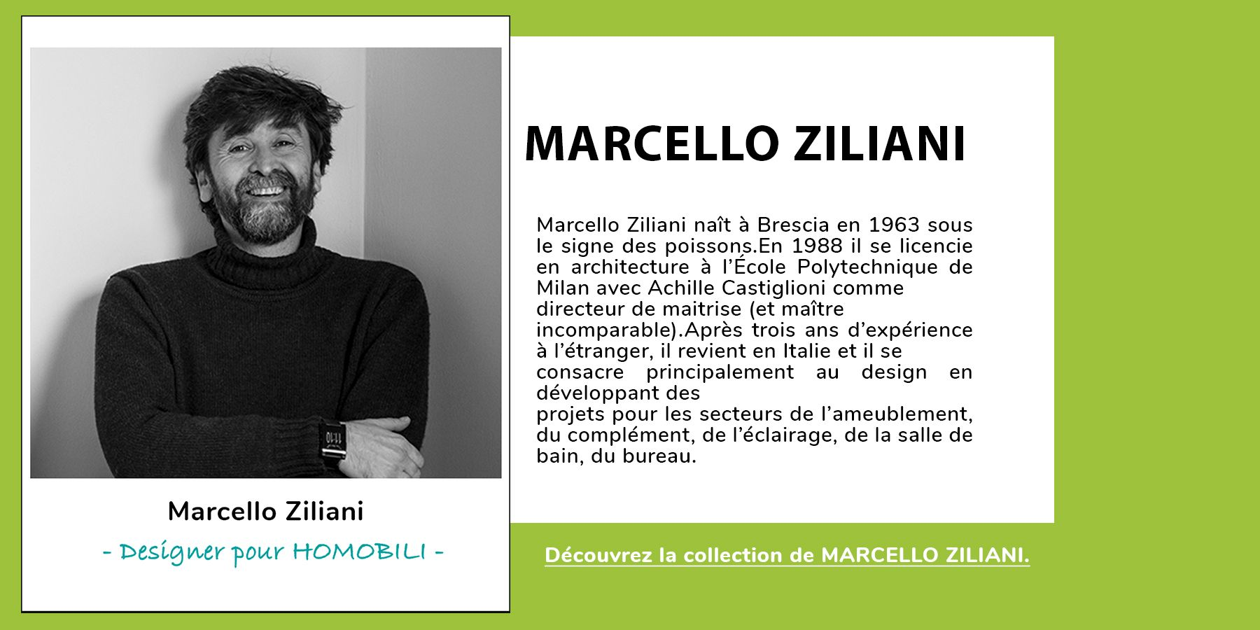 Marcello Ziliani Designer
