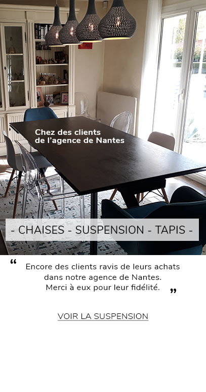 Avis client Nantes Tables et suspension