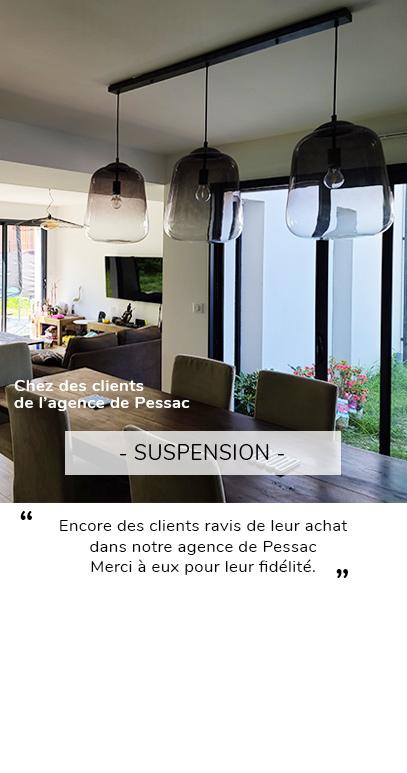 Avis client suspension Pessac