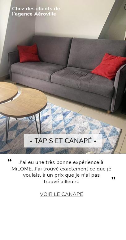 Canapé convertible - MiLOME