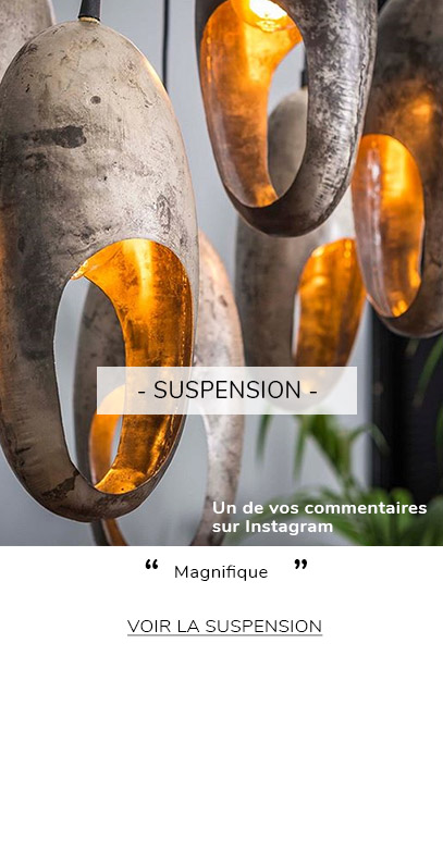 SUSPENSION AVIS CLIENT INSTAGRAM
