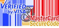 Visa Master Card secure code
